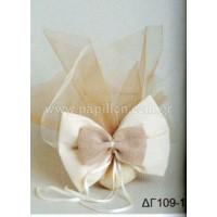Μπομπονιέρα γάμου κωδ.: dg109-1