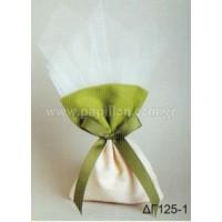 Μπομπονιέρα γάμου κωδ.: dg125-1