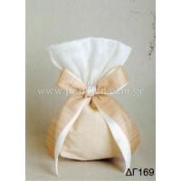 Μπομπονιέρα γάμου κωδ.: dg169