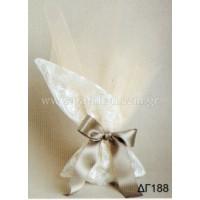 Μπομπονιέρα γάμου κωδ.: dg188