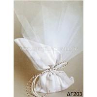 Μπομπονιέρα γάμου κωδ.: dg203