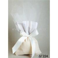 Μπομπονιέρα γάμου κωδ.: dg224