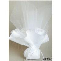 Μπομπονιέρα γάμου κωδ.: dg243