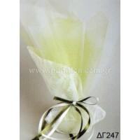 Μπομπονιέρα γάμου κωδ.: dg247