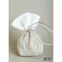 Μπομπονιέρα γάμου κωδ.: dg27