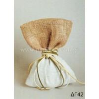 Μπομπονιέρα γάμου κωδ.: dg42