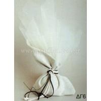 Μπομπονιέρα γάμου κωδ.: dg6