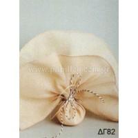 Μπομπονιέρα γάμου κωδ.: dg82