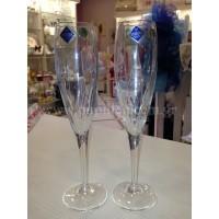 Ποτήρια σαμπάνιας γάμου κωδ.: 03