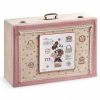 Κουτί βάπτισης Disney Βαλίτσα με Minnie