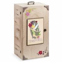 Κουτί βάπτισης Disney Ντουλάπα με Tinkerbell