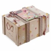 Κουτί βάπτισης Disney Σεντούκι με Tinkerbell κωδ.6309