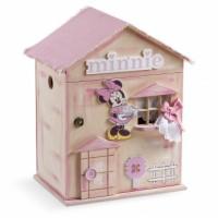 Κουτί βάπτισης Disney Σπίτι με Minnie