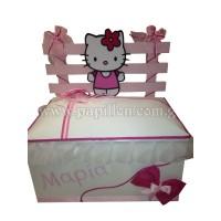 Παγκάκι με Hello Kitty κωδ.3878