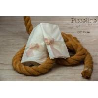 Σετ λαδόπανα βάπτισης Piccolino κωδ.: LK2936