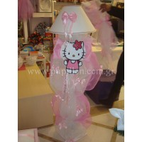 Λαμπάδα Φωτιστικό Hello Kitty
