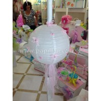 Λαμπάδα Κερί με Μπάλα