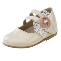 Παπούτσια Βάπτισης Gorgino κωδ.: 2041-2