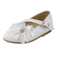 Παπούτσια Βάπτισης Gorgino κωδ.: 2050-2