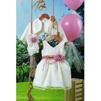 Carousel Φόρεμα Βάπτισης 19CG018