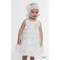 Φόρεμα Βάπτισης Mi Chiamo K3901-2