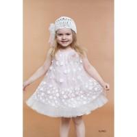 Mi Chiamo Φόρεμα Βάπτισης K3901-3