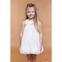 Mi Chiamo Φόρεμα Βάπτισης K3911-2