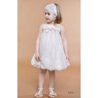 Mi Chiamo Φόρεμα Βάπτισης K3911