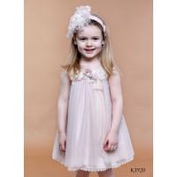 Mi Chiamo Φόρεμα Βάπτισης K3920-3