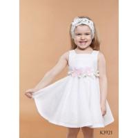 Mi Chiamo Φόρεμα Βάπτισης K3921