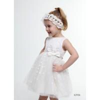 Φόρεμα Βάπτισης Mi Chiamo K3924