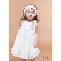 Φόρεμα Βάπτισης Mi Chiamo K3928-2