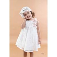 Φόρεμα Βάπτισης Mi Chiamo K3928