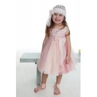 Mi Chiamo Φόρεμα Βάπτισης K-4003