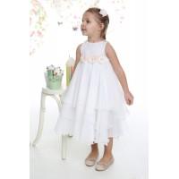Φόρεμα Βάπτισης Mi Chiamo K-4006-2
