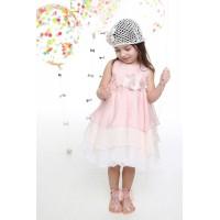 Φόρεμα Βάπτισης Mi Chiamo K-4006
