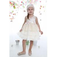 Mi Chiamo Φόρεμα Βάπτισης K-4015-2