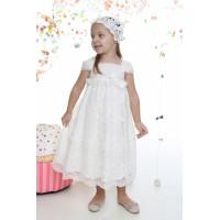 Φόρεμα Βάπτισης Mi Chiamo K-4019