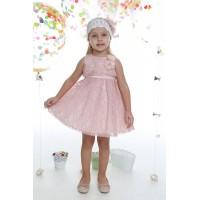 Mi Chiamo Φόρεμα Βάπτισης K-4020-2