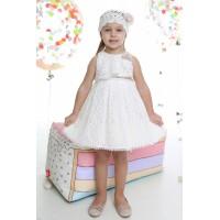 Φόρεμα Βάπτισης Mi Chiamo K-4020-3