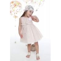 Φόρεμα Βάπτισης Mi Chiamo K-4020