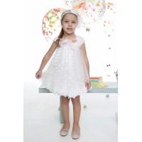 Φόρεμα Βάπτισης Mi Chiamo K-4029