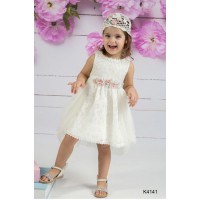 Mi Chiamo Φόρεμα Βάπτισης K4141