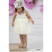 Φόρεμα Βάπτισης Mi Chiamo K4147