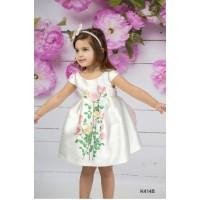 Mi Chiamo Φόρεμα Βάπτισης K4148