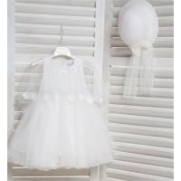Φόρεμα Βάπτισης Mi Chiamo K4161