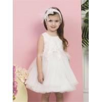 Mi Chiamo Φόρεμα Βάπτισης Κ 4270-Ε