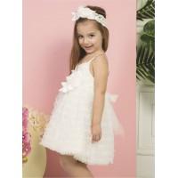 Mi Chiamo Φόρεμα Βάπτισης Κ 4278-Ε