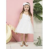 Mi Chiamo Φόρεμα Βάπτισης Κ 4278-Λ