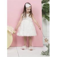 Mi Chiamo Φόρεμα Βάπτισης Κ 4285-Ε